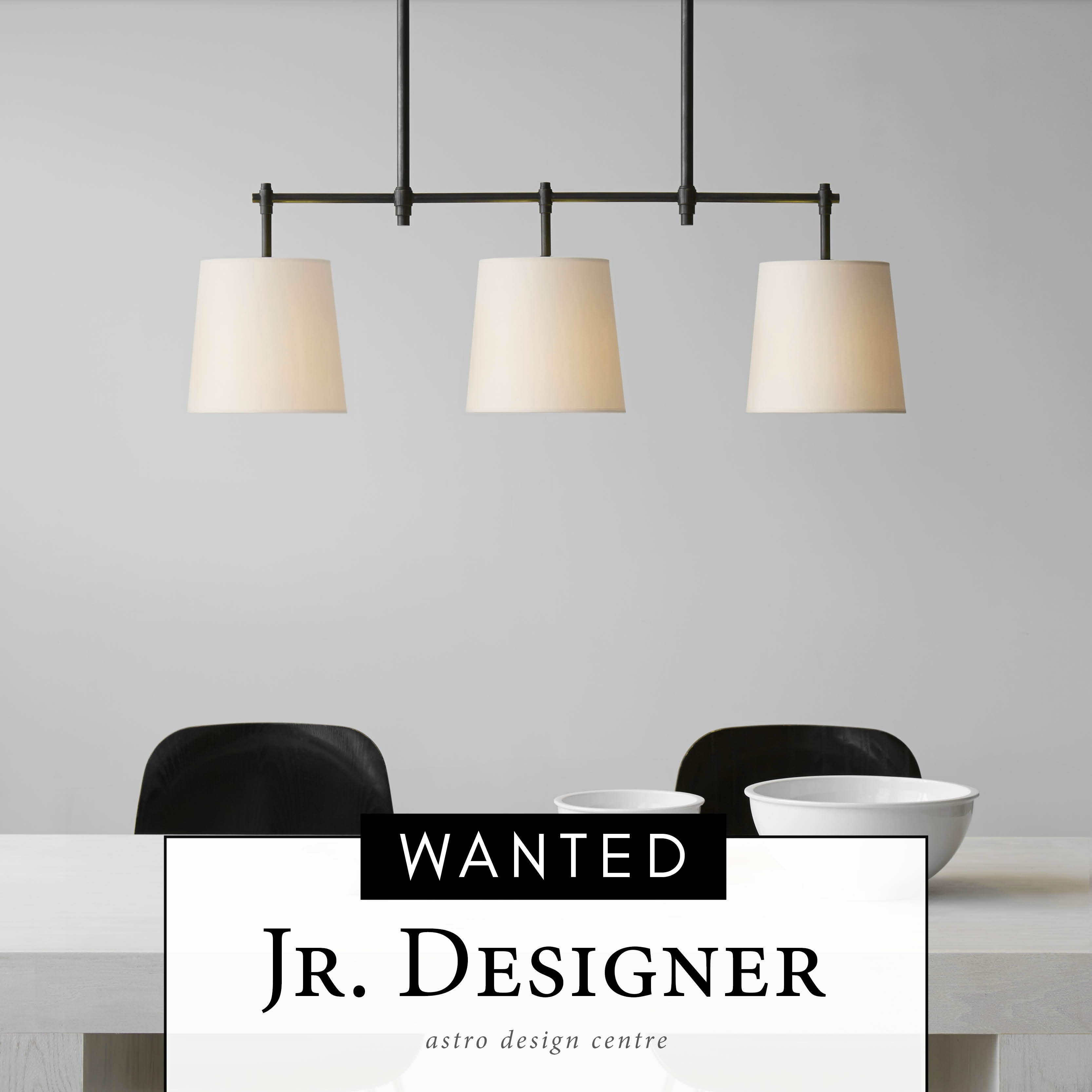 Jr. Designer Career Astro Design